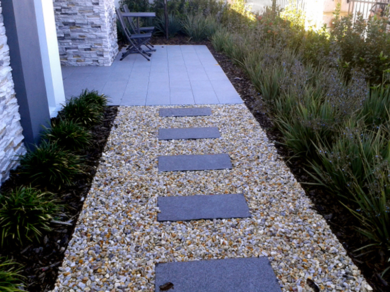 Oderings Landscaping Whether It Be A Stone Pathway