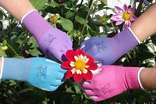 gloves, making gardening safe